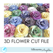 3d-flower-free-silhouette-studio-cut-file