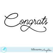 congrats-free-silhouette-studio-cut-file