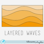 layered-waves-free-silhouette-studio-cut-file
