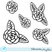 roses-free-silhouette-studio-cut-file