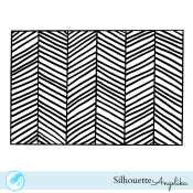 chevron-free-silhouette-studio-cut-file
