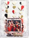 Shine – ARTastic DT Scrapbook Layout